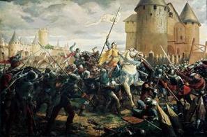 23 mai 1430 : Prise de Jeanne d'Arc devant Compiègne | Racines de l'Art | Scoop.it