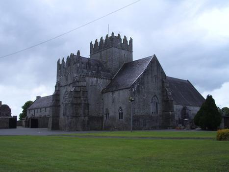 Ταξίδι σε 5 μεσαιωνικά μοναστήρια της Ιρλανδίας   Ιστορία, Αρχαιολογία   Scoop.it
