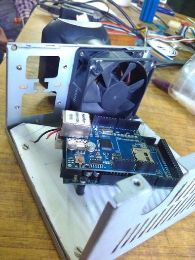 DIY standalone Weather Station powered by Arduino   Peer2Politics   Scoop.it