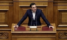 Tsipras expecting protest after Greece paves way for further privatisations | European Political Economy | Scoop.it