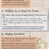 Literary Productivity