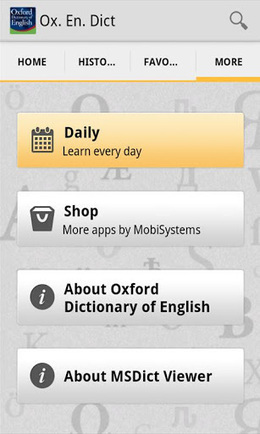 Oxford Dictionary of English v4.3.059 | ApkLife-Android Apps Games Themes | Android Applications And Games | Scoop.it