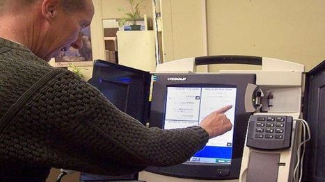 Only five US states able to handle voting machine errors | Restore America | Scoop.it