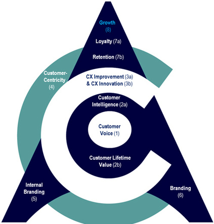Model for Customer Experience Management Strategy | CustomerThink | customer experience | Scoop.it