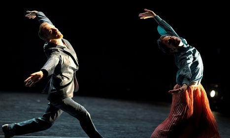 Going beyond 'the steps': what dance can learn from the theatre world | professional dancer | Scoop.it