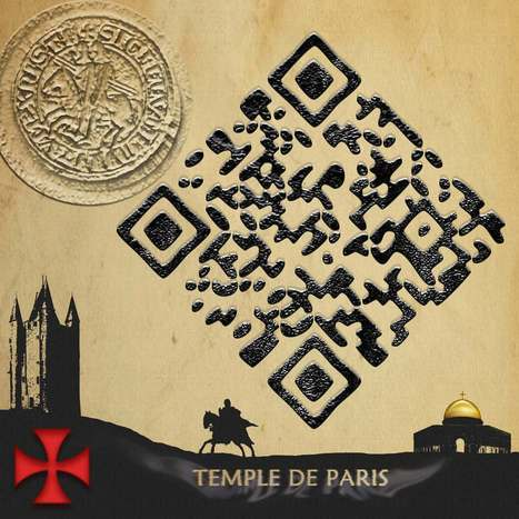 QRCode Templier | QRdressCode | Scoop.it
