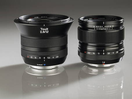Objetivos Carl Zeiss Touit para CSC | DSLR Magazine | Fuji X-Pro1 | Scoop.it