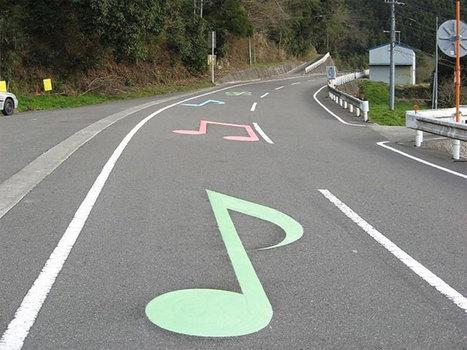 Ces routes géniales produisent de la musique dès que les automobilistes roulent dessus | DESARTSONNANTS - CRÉATION SONORE ET ENVIRONNEMENT - ENVIRONMENTAL SOUND ART - PAYSAGES ET ECOLOGIE SONORE | Scoop.it