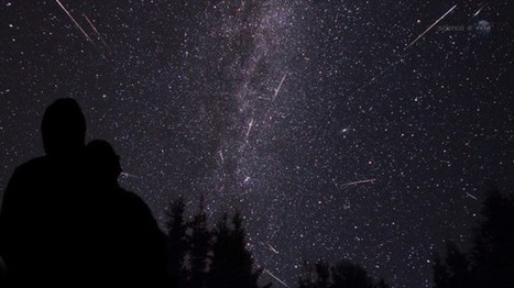 What is a meteor shower, anyway? | HCS Learning Commons Newsletter | Scoop.it
