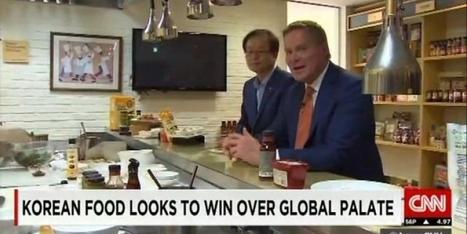 CNN says Korean Food Potential Driving Force of Korean Wave - BusinessKorea | Hallyu in the News | Scoop.it