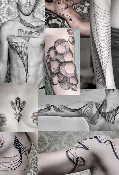 13 Coolest Tattoo Artists In The World | TodayOutlook.com | Awesome ReScoops | Scoop.it