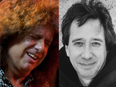 Pat Metheny Mingles in the Weird World of John Zorn | MTV Hive | My articles of interest | Scoop.it