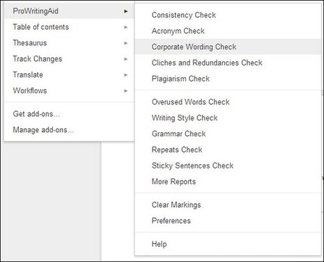 5 Superb Google Docs Add-ons for Writers | Techy Tips | Scoop.it