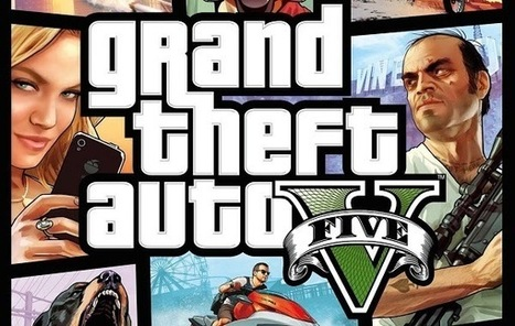 Why GTA 5 Is The Perfect Birthday Gift ~ ALL OF THE BEST | ALL OF THE BEST | Scoop.it