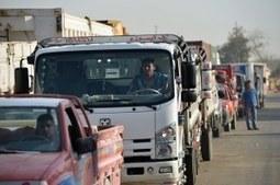 Ministry of Petroleum admits fuel shortage   Égypt-actus   Scoop.it