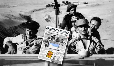 Téléchargez le numéro 4 de la Gazette Blindée | Inspiration Rôlistique | Scoop.it
