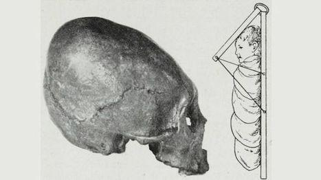 Por qué y cómo algunas culturas antiguas deformaban los cráneos de los bebés | ArqueoNet | Scoop.it