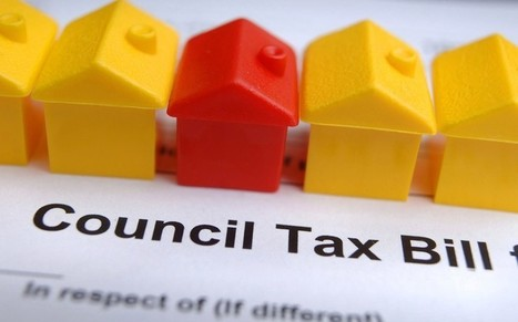Household squeeze as millions of families face council tax bill rise - Telegraph | Political world | Scoop.it