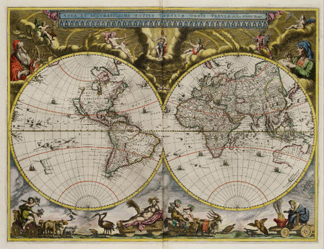 A History of the World in Twelve Maps « The Global Dispatches | Maps and other Visualizations of data | Scoop.it