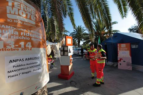 Protezione Civile: al via la campagna Terremoto - Io non rischio | Linea Amica Press | Scoop.it