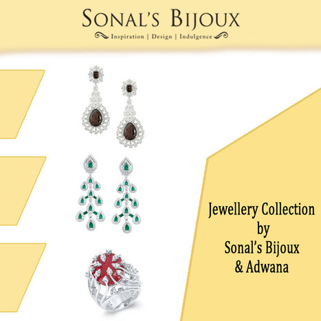 Growing Trends of Gold Rings and Silver Earrings Online Shopping | Sonals Jewellery | Scoop.it