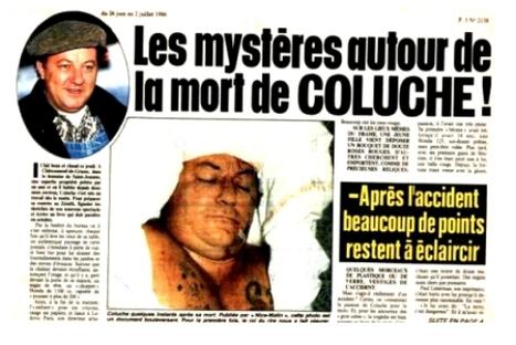 Le meurtre de Coluche | Koter Info - La Gazette de LLN-WSL-UCL | Scoop.it