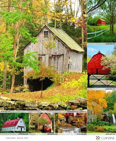 Old Barns + Mills + Farms | Clipzine Pages | Scoop.it