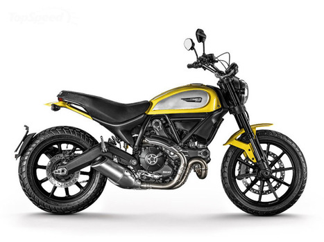 The Ducati Scrambler Flat Track Pro Is Here, Because Turning Things Into Trackers Is Hard | Ductalk Ducati News | Scoop.it