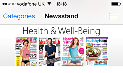 How to get the best out of digital publishing on Apple's Newsstand | Digital Publishing, Tablets and Smartphones App | Scoop.it