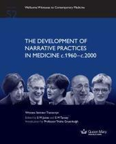 New Open Access Publication – The Development of Narrative Practices in Medicine c.1960–c.2000 | shubush design & wellbeing | Scoop.it