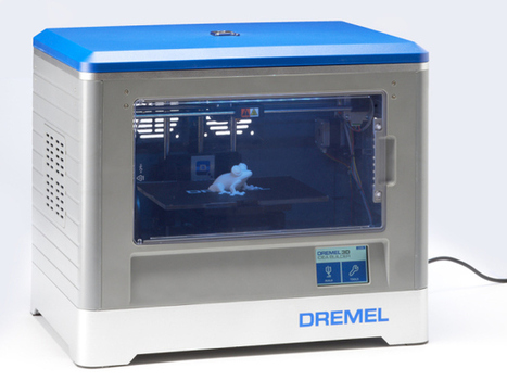 The Idea Builder: Dremel Releases a Mass-Market 3D Printer | Teaching and Learning techniques | Scoop.it