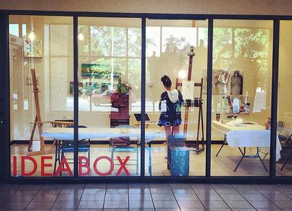 Idea Box | Oak Park Public Library | 21C Library | Scoop.it