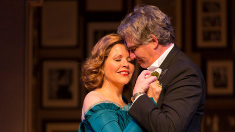 In 'Living on Love,' Renée Fleming Moves Beyond Opera | Opera singers and classical music musicians | Scoop.it