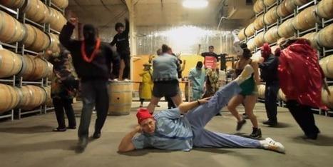 Après le buzz du Gangnam Style, le Harlem Shake fait aussi des ravages dans le monde du vin | Ben Wine Marketing | Scoop.it