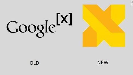 Google X has a new logo and name | Brand Marketing & Branding | Scoop.it