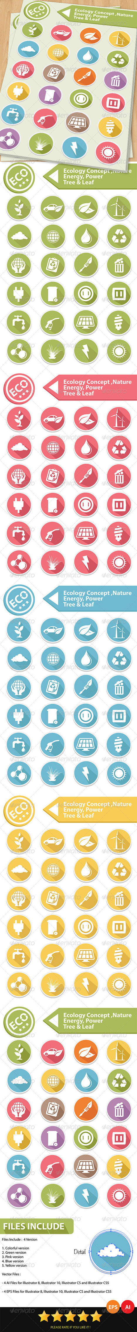 Ecology Icons (Icons) | Biology - Geology - Ecology | Scoop.it