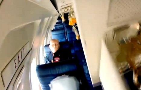 Le crash d'un Boeing 727 vu de l'intérieur (VIDEO) | FlightControl | Scoop.it