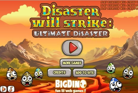 Natural Disaster Games Unblocked