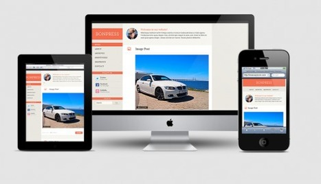 15 New Free Responsive Wordpress Themes   Wordpress Resources   Scoop.it