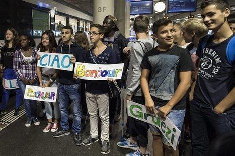 Les écoliers franchissent la barrière des langues - La Liberté | Röstigraben Relations | Scoop.it