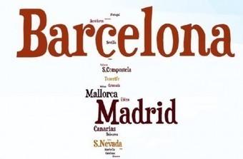 Promoción turística: marcas y destinos por encima de Comunidades Autónomas | GDP Global: Country and City Branding and Image | Scoop.it