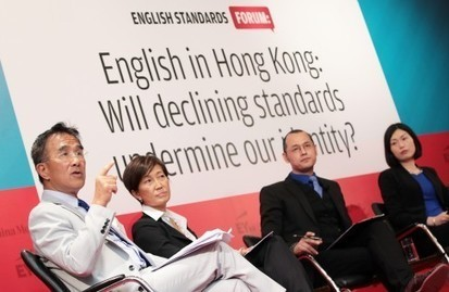 Let's admit it, Hong Kong's English standards will never rise | Translation and language in the news | Scoop.it
