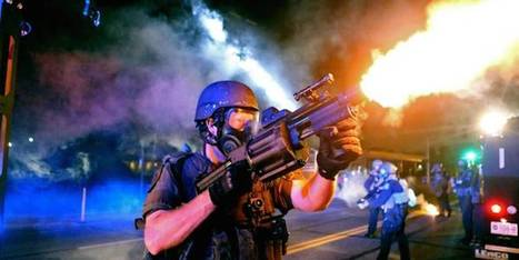 If Ferguson Police Threaten Journalists On Camera, Imagine What They Do Off Camera | 21st Century Racism | Scoop.it