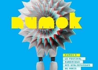 Numok, le premier festival numérique des bibliothèques | Trucs de bibliothécaires | Scoop.it
