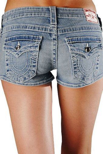 get True Religion Disco Josie Big T Wildcat Light Cheap for you | Hot Sale Women's Skirts & Shorts Jeans | Scoop.it