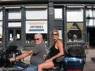 It's me GINGER LYNN 1933 Motorcycle / sidecar bank Harley-Davidson Collectible | Harley Davidson Marlboro Man Leather Jacket Replica Sale | Scoop.it