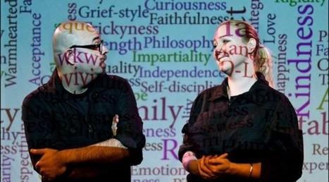 Gyda Arber Explores Transmedia Post-Apocalyptic Dating in FutureMate | immersive media | Scoop.it