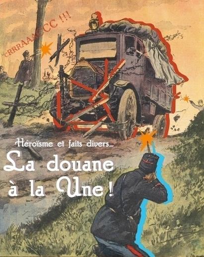 La douane à la Une ! Exposition virtuelle du Musée de la Douane | Généalogie en Pyrénées-Atlantiques | Scoop.it