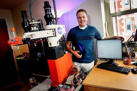 3D printing a 'lab on a chip' | Doctor | Scoop.it