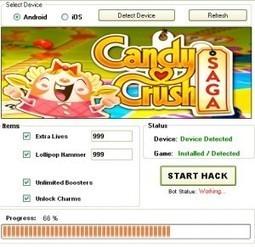 Candy Crush Saga Hack Cheat Tool No Survey | Candy Crush Cheats | Scoop.it